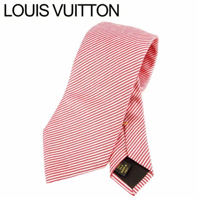 ルイ ヴィトン Louis Vuitton ネクタイ メンズ モ...