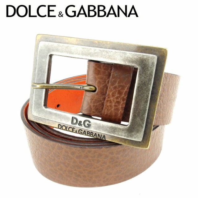 ドルチェ&ガッバーナ DOLCE&GABBANA ベルト レデ...