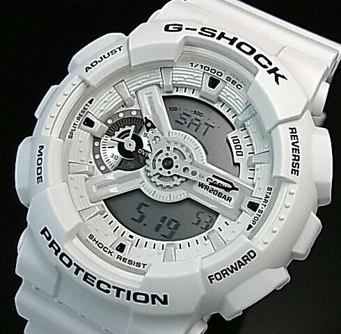 CASIO/G-SHOCK【カシオ/Gショック】Marine White/...