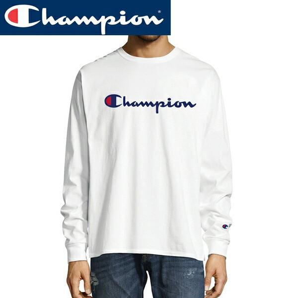 Championチャンピオン正規品メンズ 長袖TEEシャツ...