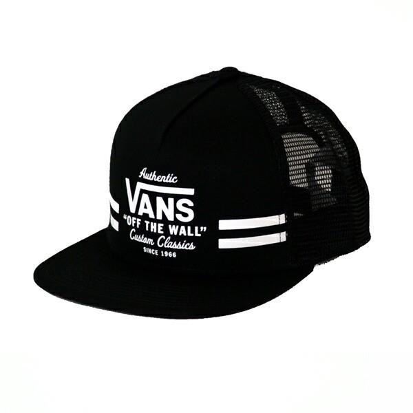 Vans Off The Wall  Mays Trucker Cap メイズト...