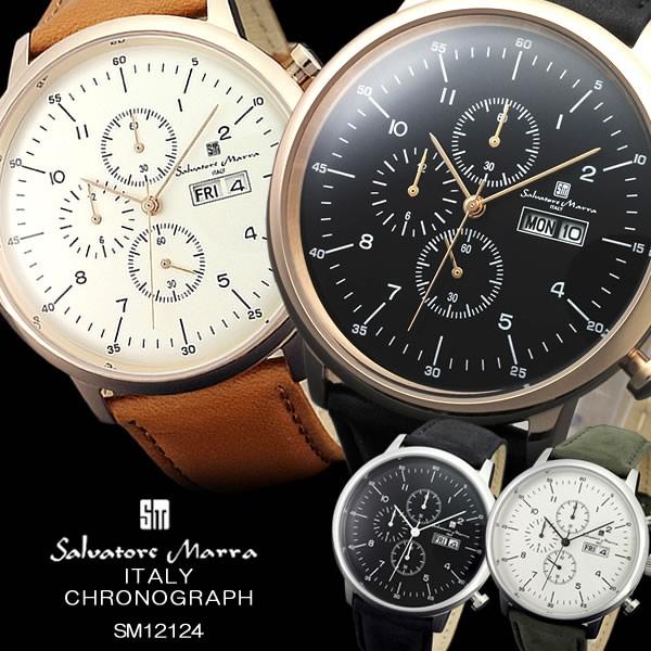 Salvatore Marra サルバトーレマーラ 腕時計 ウォ...