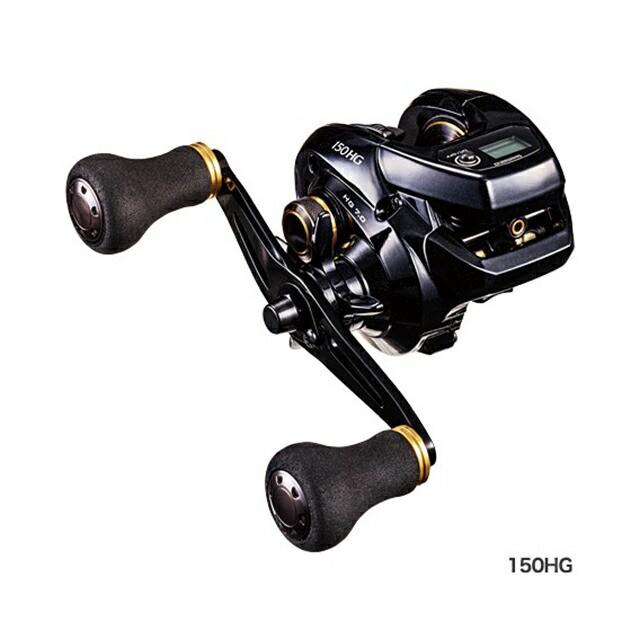 シマノ 16 グラップラーCT 150HG