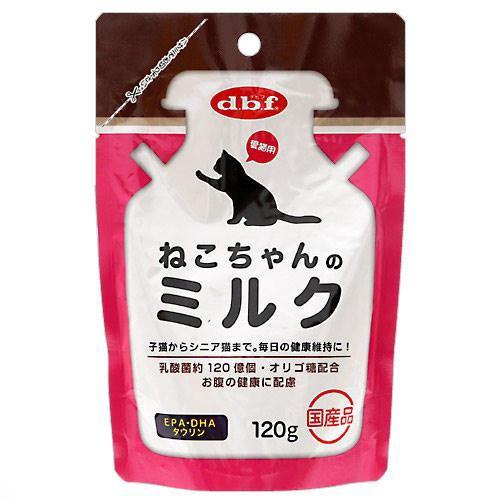 デビフ ねこちゃんのミルク 120g ミルク ...