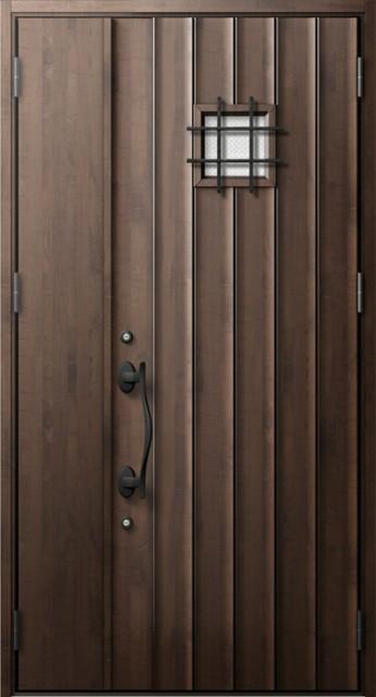 ジエスタ2 防火戸 GIESTA D34型 K2仕様 親子ドア ...