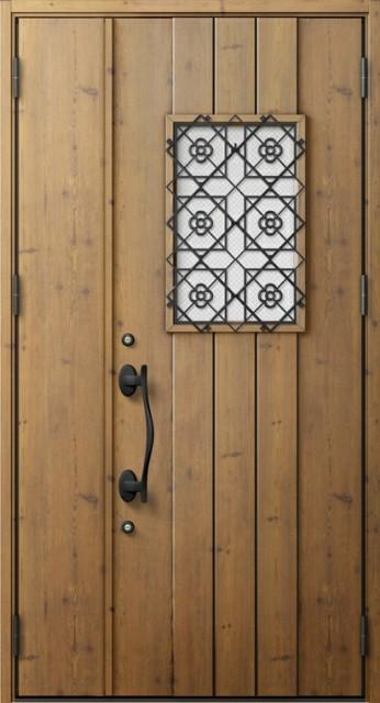 ジエスタ2 防火戸 GIESTA D45型 K2仕様 親子ドア ...