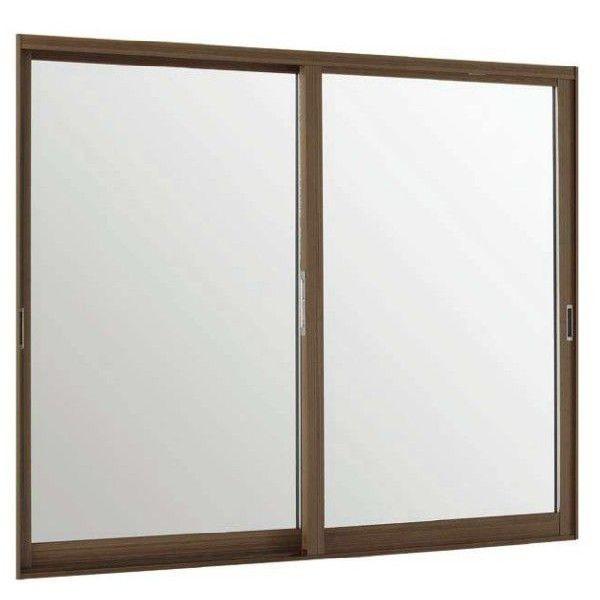 インプラス ウッド 引違い窓 2枚建 複層ガラス 型...