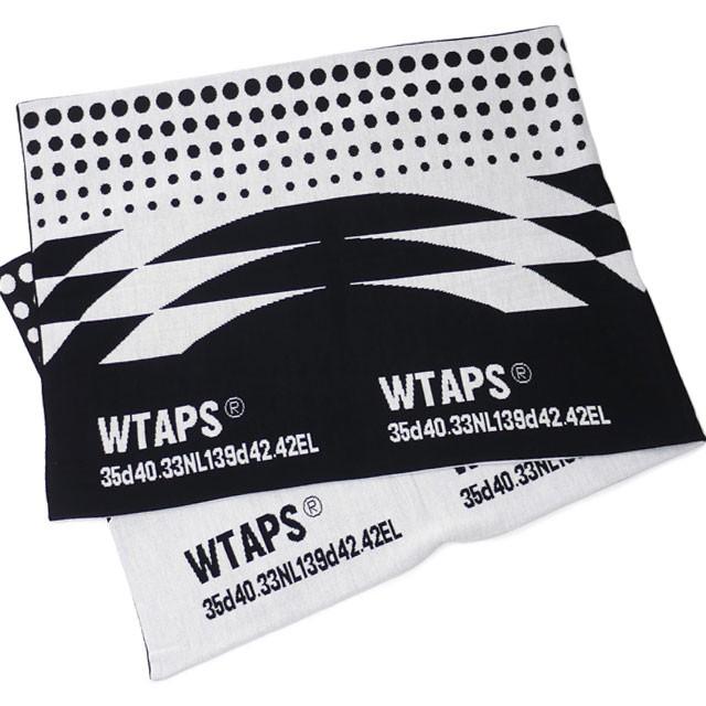 (2018新作)ダブルタップス WTAPS 18AW WRAP MUFFL...
