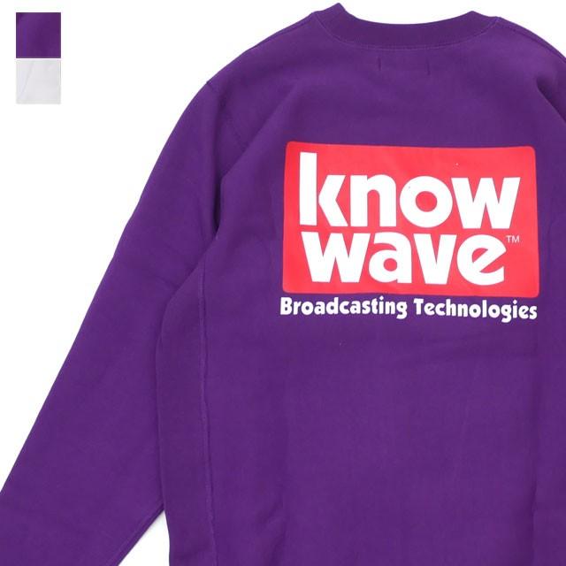 (2018新作)ノーウェーブ Know Wave 18FW Broadcas...