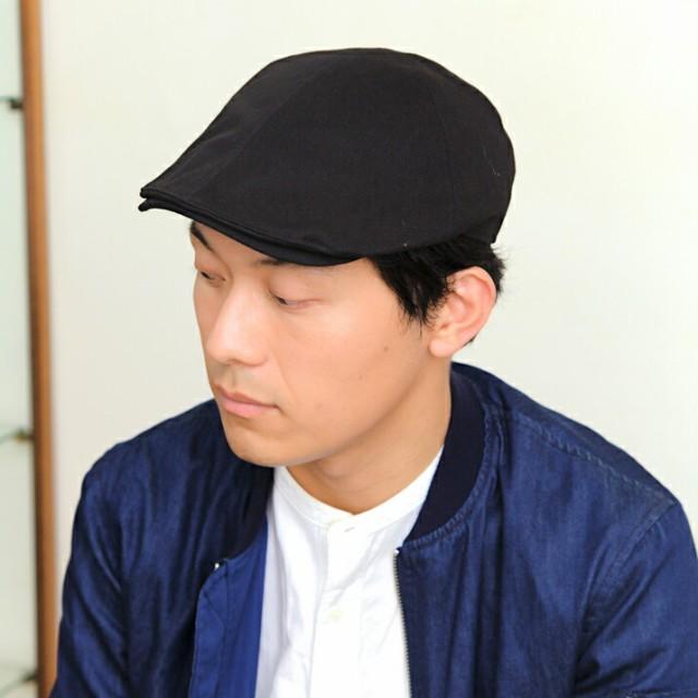 2個1000円引き/帽子/ツイルシンプルハンチング ch...
