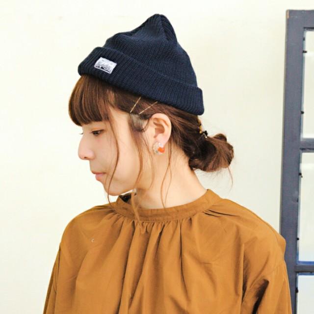 2個1000円引き/帽子/フィッシャーマン風リブ編み...