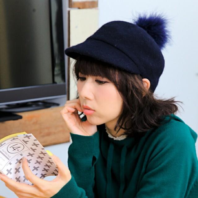 2個1000円引き/帽子/バスクポンポン付きジョッキ...