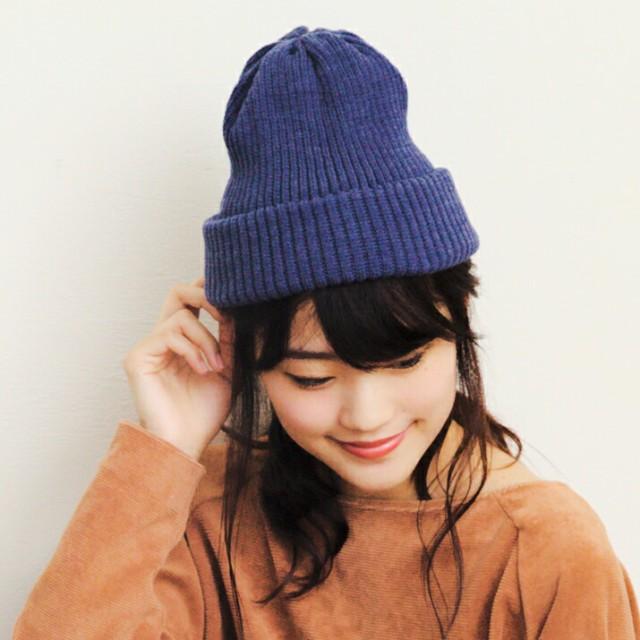 2個1000円引き/帽子/国産リブ編みワッチ/メンズレ...