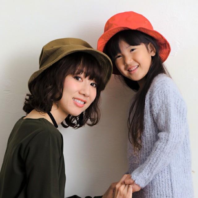 2個1000円引き/帽子/カラーブロック配色の洗える...