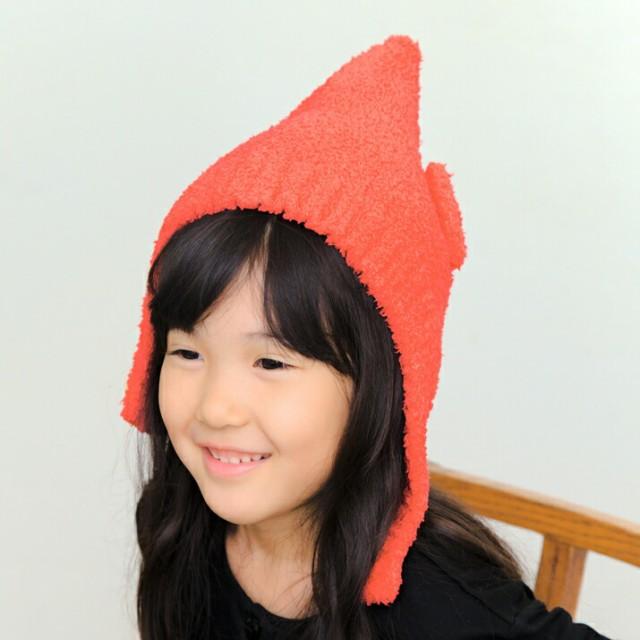 2個1000円引き/帽子/KIDS小人風かぶりニット帽/キ...