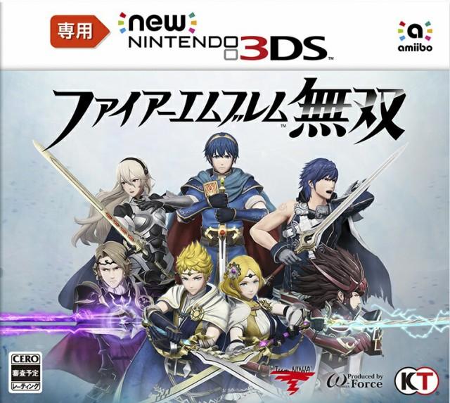ファイアーエムブレム無双 【中古】 3DS ソフト K...