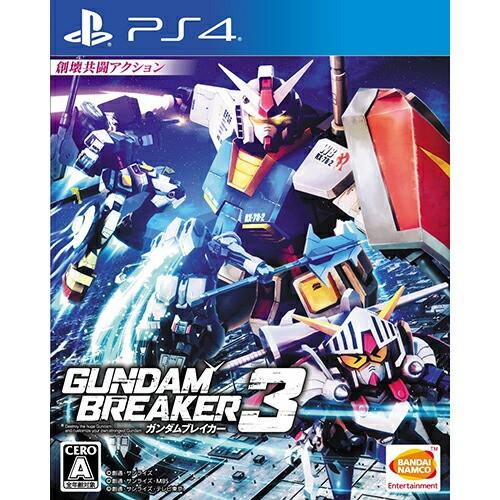 ガンダムブレイカー3 PS4 ソフト PLJS-70051 / 中...