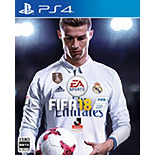 FIFA 18 通常版 【中古】 PS4 ソフト  / 中古 ゲ...