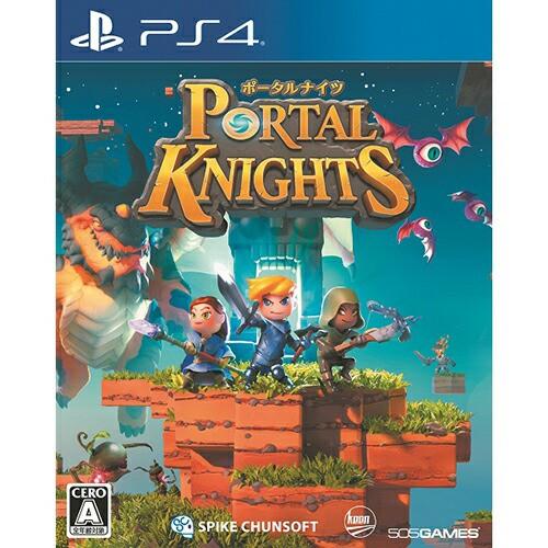 ポータルナイツ PS4 ソフト PLJS-70113 / 新品 ゲ...