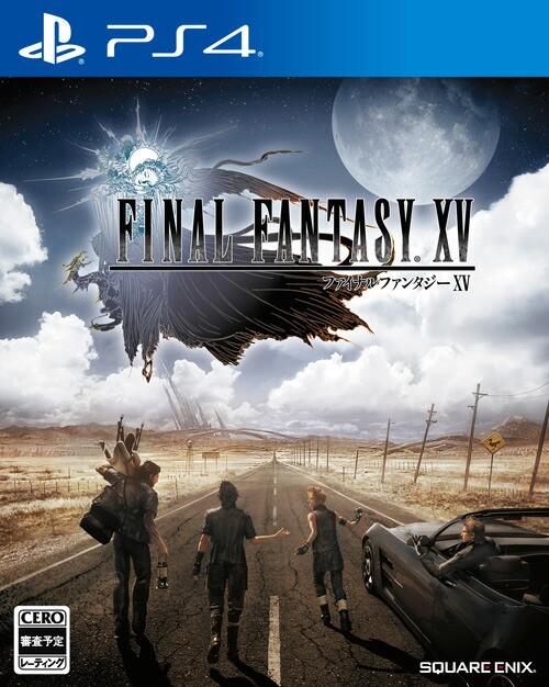 ファイナルファンタジー15 通常版 PS4 ソフト PLJ...