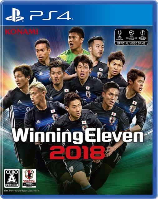 ウイニングイレブン2018 【中古】 PS4 ソフト VF0...