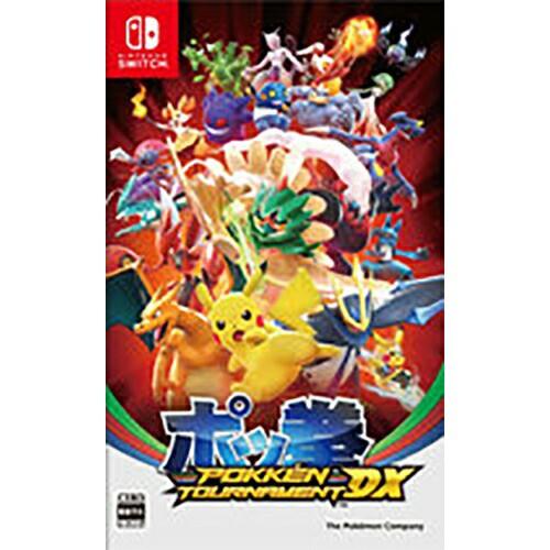 ポッ拳 POKKEN TOURNAMENT DX 【中古】 Nintendo ...