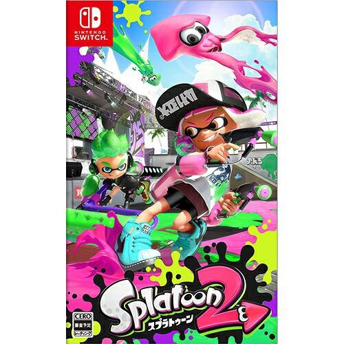 スプラトゥーン2 【中古】 Nintendo Switch ソフ...