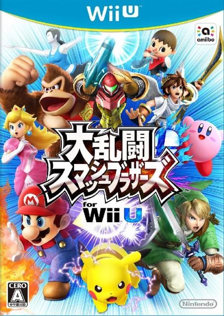 大乱闘スマッシュブラザーズ for Wii U WiiU ソフ...