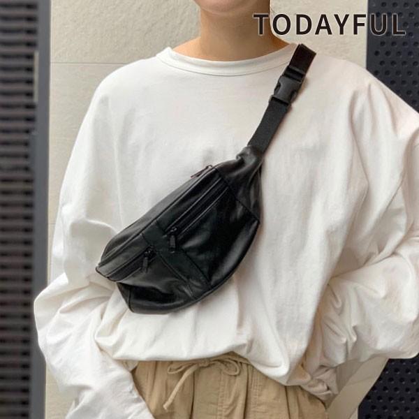 トゥデイフル TODAYFUL 通販 5月中旬予約 Leather...