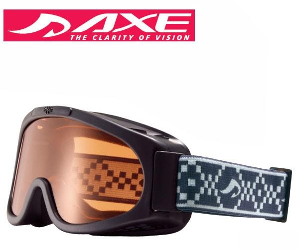 AXE(アックス) ジュニアゴーグル AX22O-ST BK...