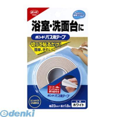 コニシ [#67609]バス用テープ ホワイト 幅23mm...