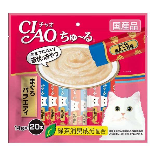 いなばペットフード  4901133625923 CIAO ちゅ〜...