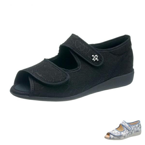 快歩主義 L133SL 婦人用 アサヒシューズ  (介護 ...