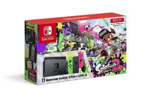 (SWI)Nintendo Switch スプラトゥーン2セット(メ...