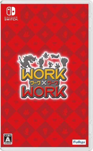 (メール便送料無料)(SWI)WORK×WORK(新品)(2018年...
