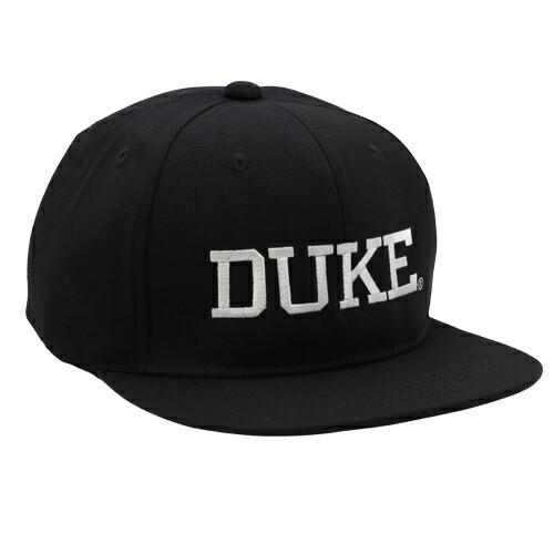 フラットキャップ DUKE ブラック ( SAC002DKK / S...