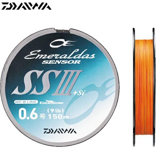 ダイワ エメラルダスセンサーSS3+Si 200m (エギン...