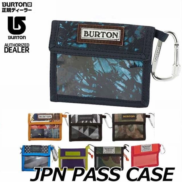 burton バートン パスケース JPN PASS CASE ジャ...