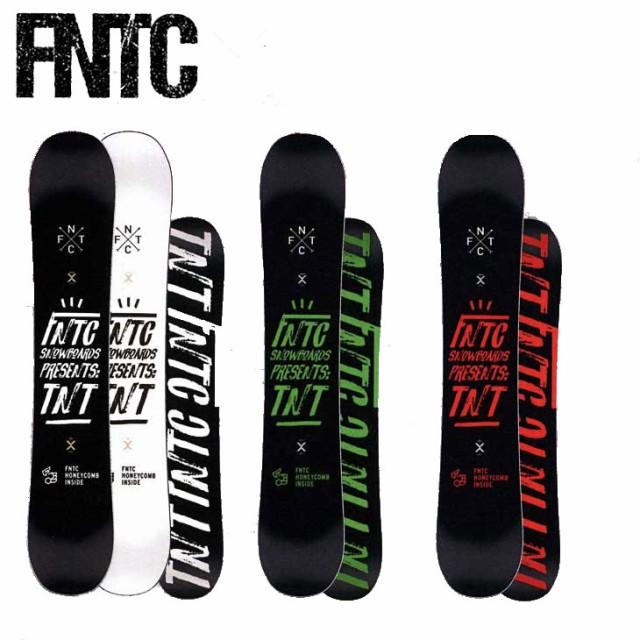 18-19 FNTC エフエヌティーシー スノーボード 板 ...