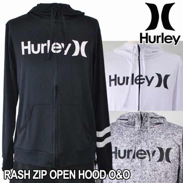 Hurley ハーレー ラッシュガード パーカー RASH Z...