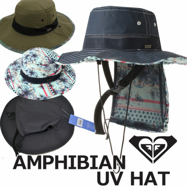 ROXY ロキシー サーフハット SAMPHIBIAN UV HAT ...
