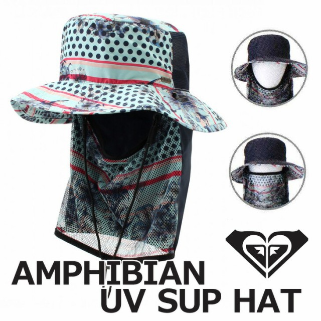 ROXY ロキシー サーフハット SAMPHIBIAN UV SUP C...