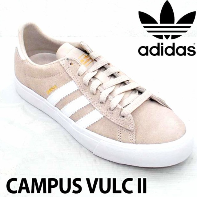 adidas スケートシューズ アディダス CAMPUS VULC...