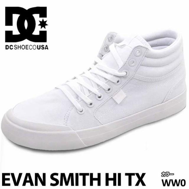 DC スニーカー ディーシー EVAN SMITH HI TX エヴ...