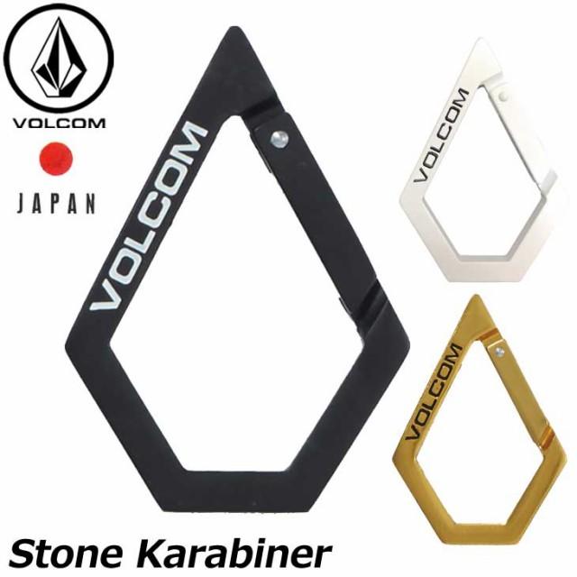 ボルコム volcom カラビナ  Stone Karabiner キー...