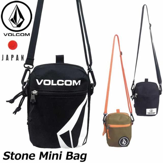 volcom ボルコム ショルダーバッグ  Stone Mini B...
