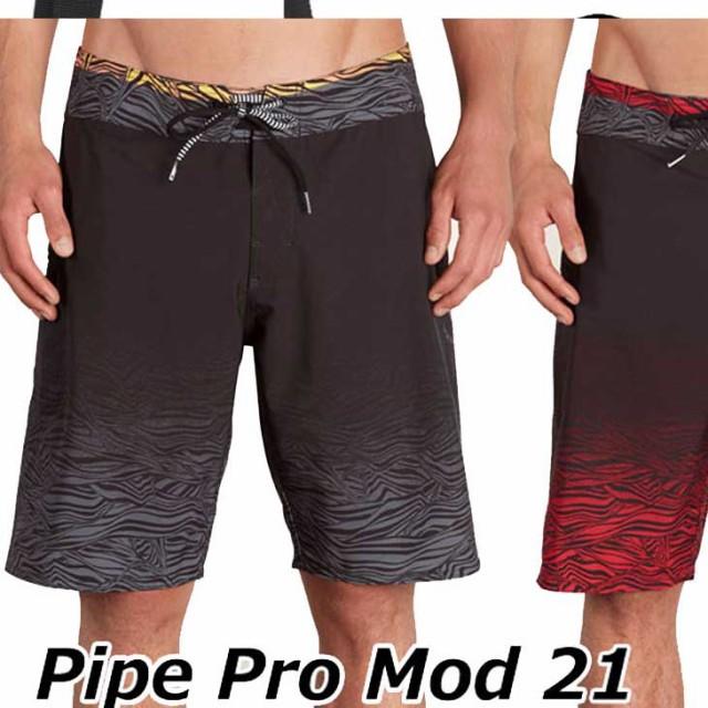 ボルコム サーフパンツ Pipe Pro Mod 21 メンズ ...