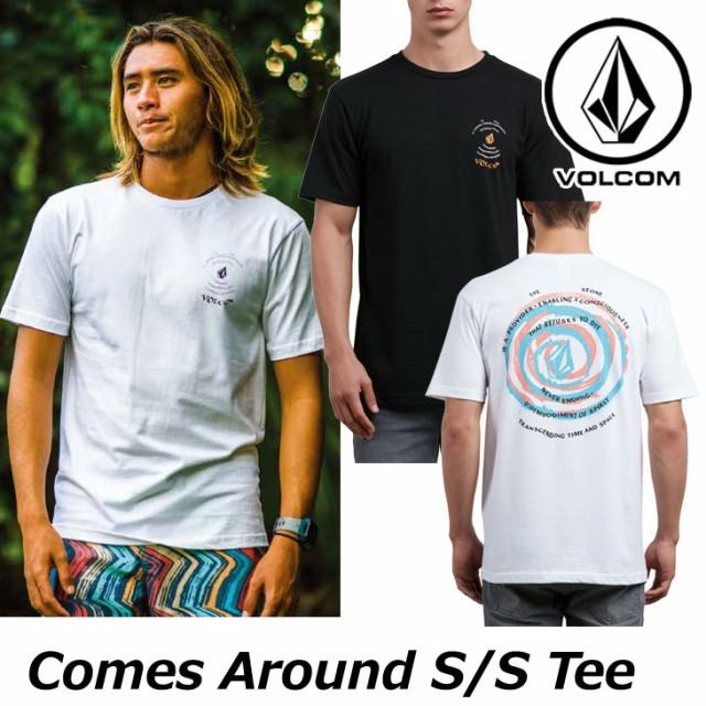 ボルコム tシャツ volcom メンズ Comes Around S/...