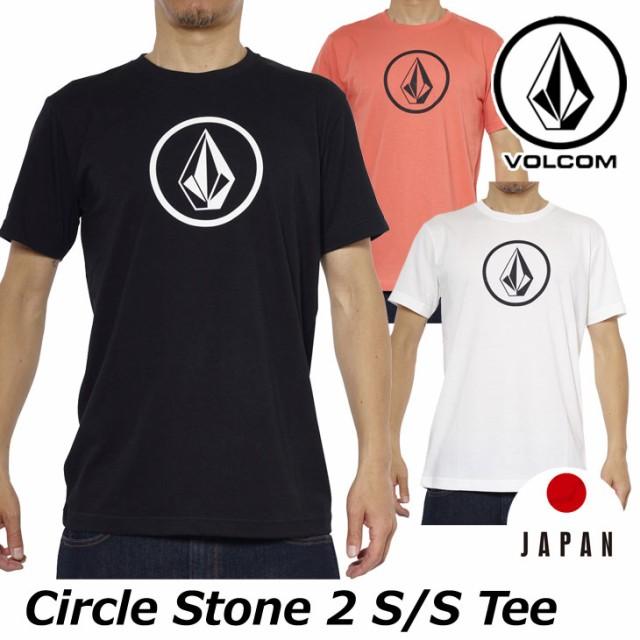 ボルコム tシャツ メンズ Circle Stone 2 S/S Tee...