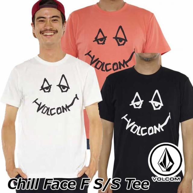 ボルコム tシャツ メンズ ジャパン Chill Face F ...